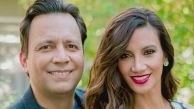 Omar y Argelia guardaron el secreto de su amor (que no siempre ha sido color de rosa) durante tres años