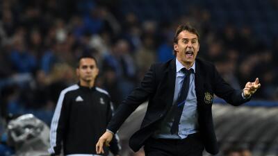 El futuro de Julen Lopetegui con la selección de España pende de un hilo