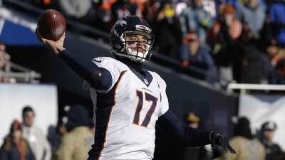 Los Broncos anunciaron que Brock Osweiler será el quarterback titular ante los Patriots
