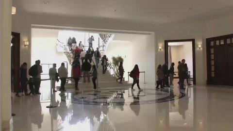 Investigan la desaparición de obras de arte, muebles y otros artículos de la residencia Los Pinos en México