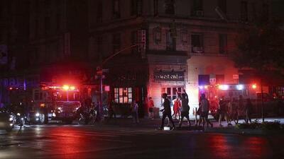Masivo apagón en Manhattan se debió a una falla del sistema de respaldo para transmisión de energía