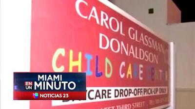 'Miami en un Minuto': una guardería infantil cerró sus puertas tras confirmación de la muerte un menor por meningitis