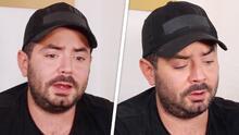José Eduardo Derbez tuvo coronavirus y lloró mucho por lo asustado que estaba