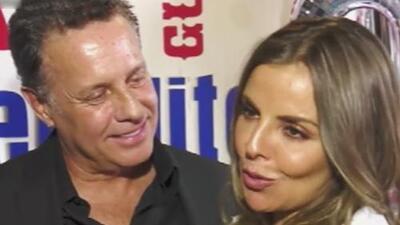 Alexis Ayala celebra la vida y el amor: el actor reunió a sus amigos famosos por sus 10 años de matrimonio