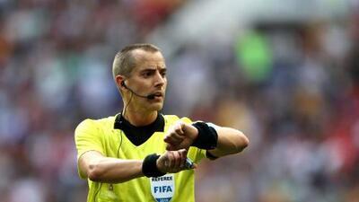 Jugador marroquí acusa a árbitro estadounidense por pedir camiseta de Cristiano