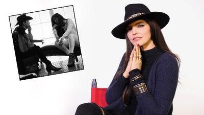 Ana Bárbara revela que su canción 'Lo Busqué' tiene una conexión con Christian Nodal y su familia