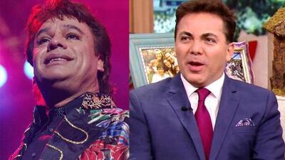 Cristian Castro causa polémica al presentar disco tributo a Juan Gabriel