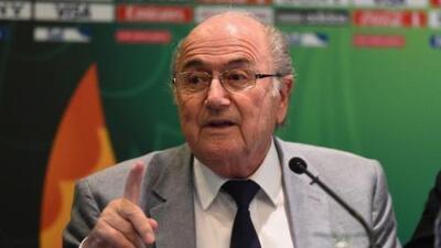Blatter asegura que la FIFA apoya a Rusia para el Mundial 2018 y se opone a un boicot