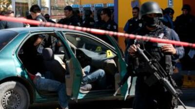 Más de 57 mil muertos ha provocado el crimen organizado en el gobierno de Calderón