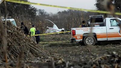 Cierre de gobierno impide que EEUU ayude a México a investigar accidente donde murió la gobernadora de Puebla