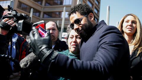 ¿Qué significa que el expediente de Jussie Smollett quedara sellado y los cargos en su contra fueran retirados?