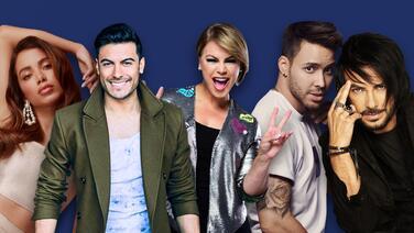 Latin GRAMMY tendrá una apertura estelar: 14 artistas fusionarán lo mejor de los últimos 20 años de música latina