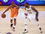 Suns iguala la serie a Lakers que sufre por la lesión de Anthony Davis