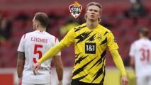 El Dortmund no quiere vender a Haaland al final de temporada