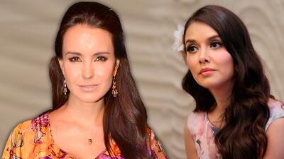 Alejandra Barros confiesa que no quiso trabajar con Marlene Favela y da sus razones