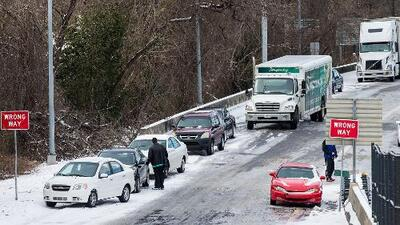 Tormenta invernal en EEUU ha provocado al menos 13 muertes