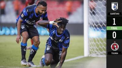 Querétaro 1-0 Tijuana - GOL Y RESUMEN - JORNADA 12 - CLAUSURA 2019 - Liga MX