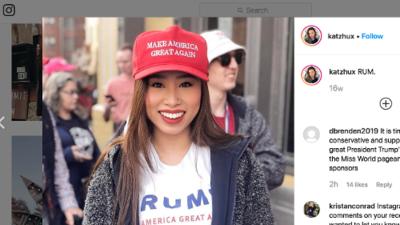 Una reina de la belleza sin corona: destronan a Miss Michigan por comentarios racistas en redes sociales