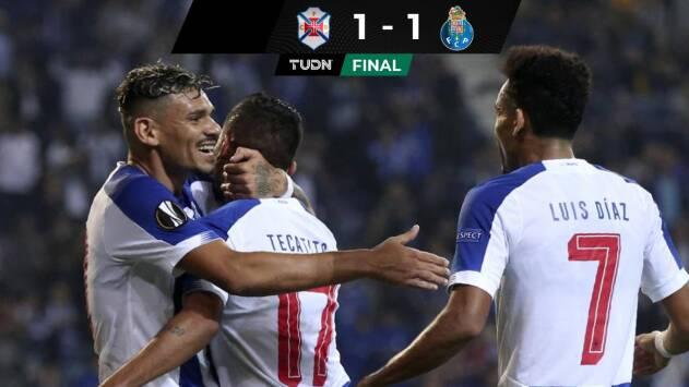 Porto y Tecatito se alejan del liderato de la Primeira Liga