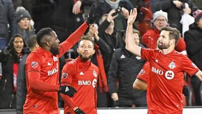 Jozy Altidore regresó al gol, y los fantasmas de 2018 comienzan a desaparecer en Toronto
