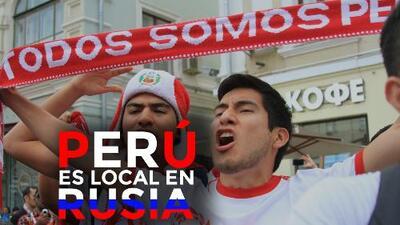 La afición de Perú recibió el premio The Best como la mejor del año en el mundo del fútbol