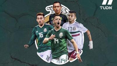 Chicharito, Herrera y 'Tecatito', vuelven; Cota, la sorpresa
