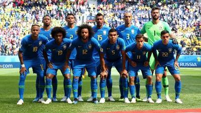 Con Marcelo de vuelta, el 11 confirmado de Brasil para el duelo contra Bélgica