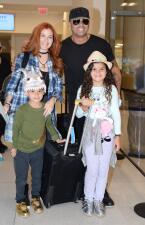 Wisin y su familia más unidos que nunca después de unos días difíciles