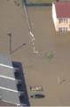 El vecindario de Eastwick en Filadelfia fue uno de los más afectados por la inundaciones que provcocó la tormenta Isaiás