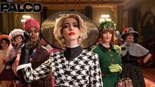 El Palco | Causa sensación Anne Hathaway con el remake 'The Witches'