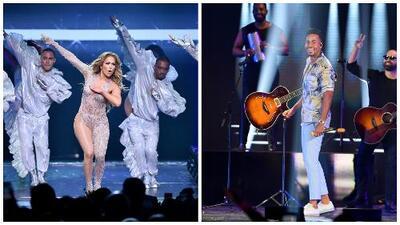 JLo y Romeo Santos encabezan la lista de los cantantes latinos que más dinero ganaron en 2018