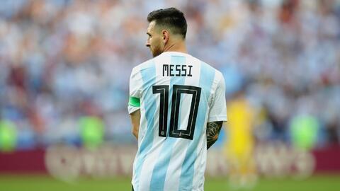 ¡Qué homenaje! La AFA le dedicó un 'poema' al regreso de Messi