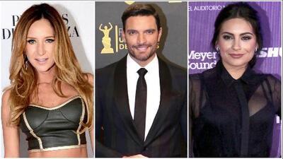 A ritmo de reggaeton Geraldine Bazan, Julian Gil y Ana Brenda festejan la última posada previa a Navidad