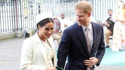 Te explicamos por qué el primer hijo de Meghan Markle y Harry no sería príncipe
