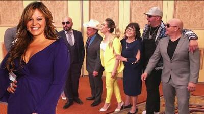 Seguidores de Jenni podrán recordarla en un show con toda la dinastía Rivera (bueno, casi toda)