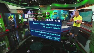 Néstor Pitana, el actor encargado de arbitrar el México vs Suecia