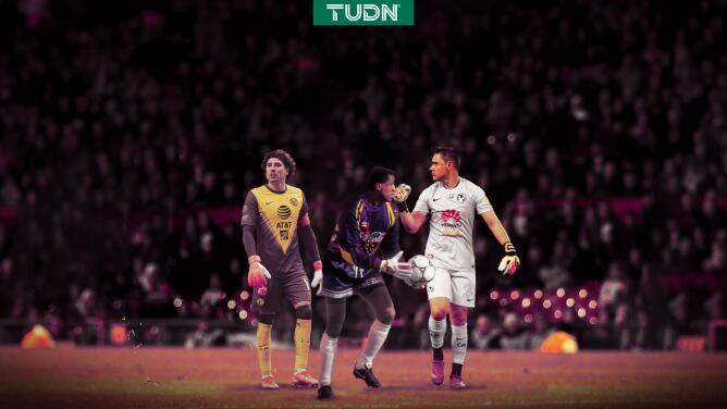 ¡El número 1! Ochoa, el portero más goleado del América en Ligulla