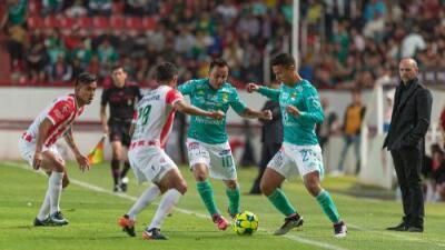 Cómo ver León vs. Necaxa en vivo, por la Liga MX