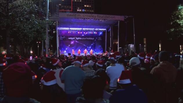 El Centro de Artes Escénicas de Dallas abre sus puertas para iniciar la época navideña