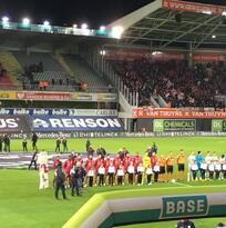 El último de Bélgica le pegó al Standard de Memo Ochoa