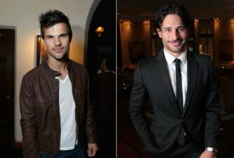 ¡Auuuuu! Hombres lobo famosos y muy sexys