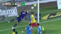 ¡Ufff! Qué golazo se mandó el 'Pípila' Vilchis para eliminar a Cruz Azul de la Copa MX 2017