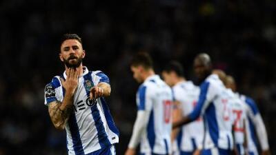 Porto le metió 7 al Nacional y Miguel Layún se despachó con un golazo