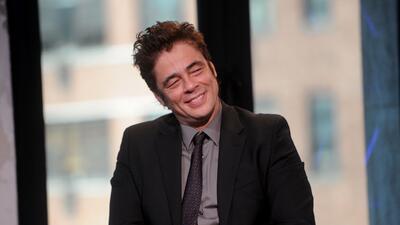 Benicio del Toro tiene novia 29 años menor que el