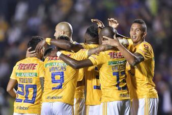 En fotos: ¡Feroces! Tigres derrota a Pumas y asegura el subliderato