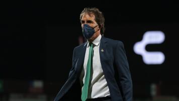 Para Almada, la falta de contundencia de Santos le dio el triunfo a Pumas