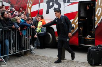 Bien acompañados: así se vivió le previa del juego entre PSV y Tottenham con los mexicanos presentes