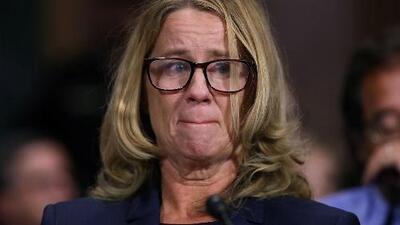 Así le contó Christine Blasey Ford la presunta agresión sexual de Brett Kavanaugh al país