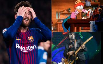 Ciro Messi, el hijo de un crack con particulares tocayos famosos a nivel mundial