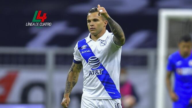 Christian Tabó, convencido de que puede quedar campeón con Puebla